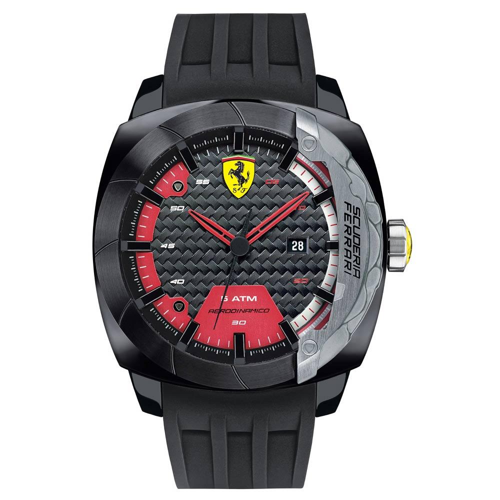 6dd8cd43387 Scuderia Ferrari Aerodinamico solo tempo 0830203 - Tic Tac